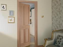 Naujos durys